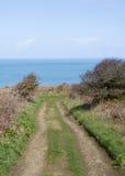 Coastal scene on Sark Royalty Free Stock Photography
