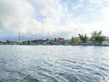 San Pedro in Belize Stock Photo