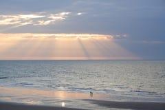Coastal scenes4. Coastal view stock photo