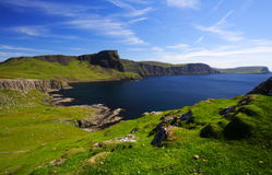 Coastal scotland Stock Image