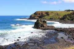 Coastal seascape Royalty Free Stock Image