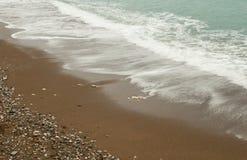 Coastal Seashore abstract Royalty Free Stock Image