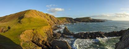Coastal shoreline royalty free stock images