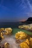 Coastal stars Stock Photography
