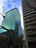Coastal states Building In Atlanta. Image of the Coastal States  building on a cloudy day in Atlanta, Georgia Stock Photo