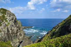 Coastal steep Stock Photos