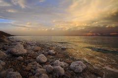 The coastal stones Stock Image