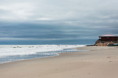 Coastal strip Royalty Free Stock Photography