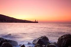 Coastal sunrise Royalty Free Stock Photography