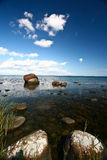 Coastal Sweden Royalty Free Stock Photography