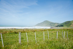 Coastal view. Stock Images