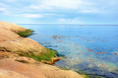 Coastal view Royalty Free Stock Images