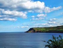 Coastal view Stock Image