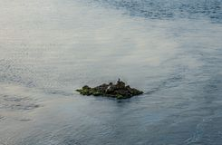 Coastal view stock photography