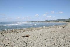 Coastal view. Of Seaside, Oregon Stock Photos
