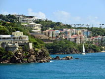Coastal views Royalty Free Stock Photos