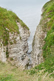 Coastal voew of Flamborough Head Yorkshire Stock Photography