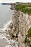Coastal voew of Flamborough Head Yorkshire Stock Photo