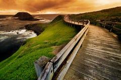 Free Coastal Walkway Royalty Free Stock Image - 16125296