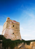 Coastal Watch Tower Royalty Free Stock Photography