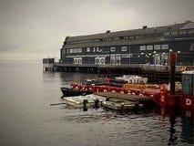 Coastal waters Royalty Free Stock Photo