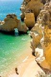 Coastal wonders of Portugal Royalty Free Stock Photos