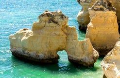Coastal wonders of Portugal Royalty Free Stock Photography