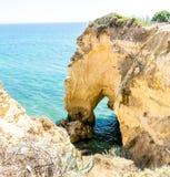 Coastal wonders of Portugal Stock Photos