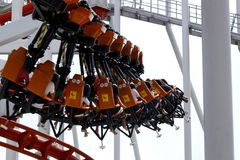 coaster prate roller vienna стоковая фотография