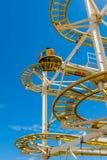 coaster prate roller vienna 库存照片