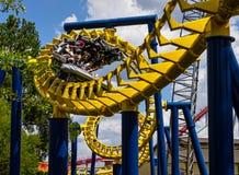 coaster prate roller vienna Стоковая Фотография RF