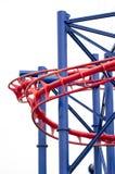 coaster prate roller vienna Arkivbild