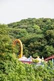 coaster prate roller vienna Royaltyfri Bild