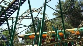 coaster prate roller vienna сток-видео