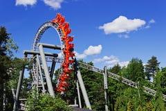 coaster prate roller vienna Στοκ Φωτογραφίες