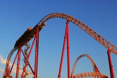 coaster prate roller vienna Стоковые Изображения RF
