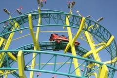 coaster prate roller vienna Στοκ φωτογραφίες με δικαίωμα ελεύθερης χρήσης