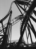 Coasters (Black and White ) Royalty Free Stock Photo