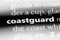 coastguard arkivfoto