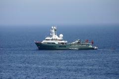 Coastguard Stock Photo