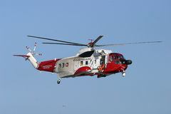 Coastguard Rescue Stock Photography