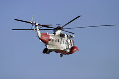 Coastguard Rescue Stock Images