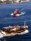 Coastguard Ship Royalty Free Stock Photography