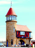 Coastguard station, Scarborough. Stock Photos