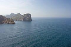 Coastline. Of island Mallorca, Spain Stock Photography