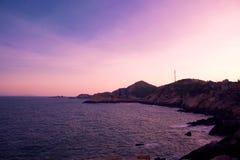 Coastline Royalty Free Stock Photography