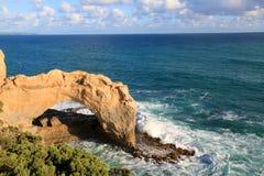 Coastline. A picture token at the coastline of Australia Royalty Free Stock Photos