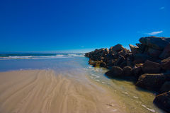 Coastline Royalty Free Stock Photos