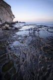 Coastline of Almeria Stock Image