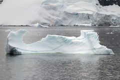 Coastline Of Antarctica Stock Image